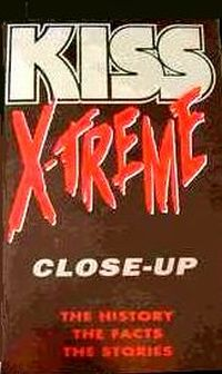 Cover KISS - X-Treme Close-Up [DVD]